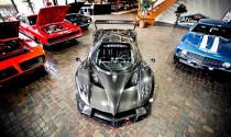 Kinh ngạc với siêu xe Pagani Zonda R