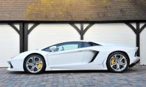 Bộ sưu tập siêu xe của đại gia Anh