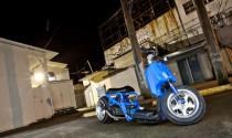 Ngắm chiếc scooter 'độ' của chàng trai gốc Việt