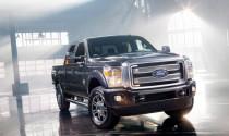 """Ford ra mắt  """"siêu bán tải"""" F-Series Super Duty Platinum 2013"""
