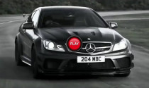 Video: Mercedes C63 AMG Black Series