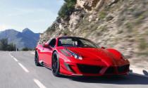 Mansory nâng cấp Ferrari 458 Spider
