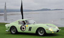 Ferrari GTO 1962 - chiếc xe đắt nhất thế giới
