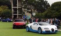 Siêu xe hội tụ tại Pebble Beach Concours d'Elegance 2012