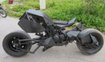 Chàng trai Việt hoàn thành mẫu 'siêu môtô Batman'