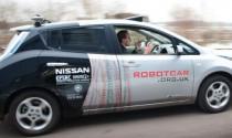 Nissan tài trợ xe tự hành giá rẻ