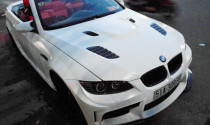BMW 335i độ kiểu M3 Vorsteiner ở Sài Gòn