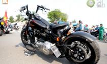 Cận cảnh hoàng tử đen Harley Davidson CVO tại Việt Nam