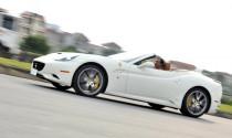 Ferrari California - siêu xe 'hiền lành' trên phố Hà Nội