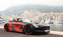 "Hamann ""bạo gan"" nâng cấp Mercedes SLS AMG"