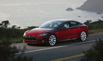 Tesla Model S là mẫu xe an toàn nhất