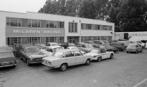 Chùm ảnh: Nhà máy sản xuất siêu xe McLaren sau 50 năm thành lập