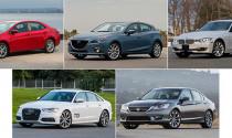 """5 mẫu xe """"xanh"""" cho năm 2014"""