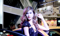 VMS 2013: Bỏng mắt với dàn người mẫu của Vietnam Motor Show