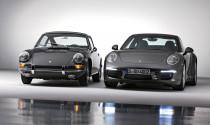 Bảy thế hệ thành công nhất của huyền thoại Porsche 911