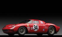 Ngắm nhìn siêu xe cổ Ferrari 250 LM 1964 có giá 15 triệu USD