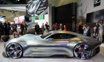 Mercedes-Benz AMG Vision GT đã được thực hiện như thế nào