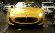 Maserati GranTurismo MC Stradale âm thầm về Việt Nam