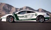 Cảnh sát Dubai kết nạp thêm siêu xe mới