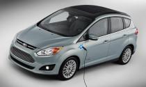 Ford C-Max Solar Energi Concept - xe hybrid sử dụng năng lượng mặt trời