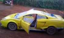 Lamborghini Reventon tự chế tại Đắk Nông