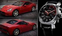 Những mẫu đồng hồ lấy cảm hứng từ siêu xe (phần 2)