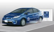 Toyota phát triển công nghệ sạc không dây
