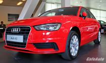 Audi A3 là xe tốt nhất thế giới năm 2014