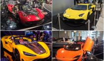 Điểm mặt dàn xe khủng tại Top Marques Monaco 2014