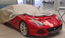 Lộ diện bản độc của siêu xe Ferrari F12