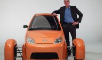Chiêm ngưỡng mẫu xe đi được 100 km chỉ tốn 2,8 lít xăng