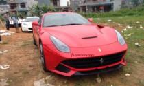 Siêu xe Ferrari F12 Berlinetta thứ ba xuất hiện ở Quảng Ninh
