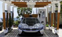 Trạm dừng năng lượng mặt trời của BMW