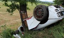 """""""Huyền thoại"""" McLaren F1 bị phá nát tại Italia"""