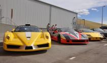 ZR Auto khoe dàn xế khủng tại đường hầm sân bay Calgary
