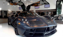 """Chán Lamborghini Veneno, Kris Singh đặt hàng """"thần gió"""" Huayra bản độc"""