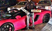 Siêu xe Aventador Roadster bị đốt vì ganh tị