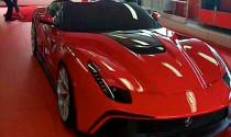 82 tỷ đồng cho siêu xe Ferrari F12 TRS độc nhất vô nhị