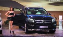 Bóng hồng tại Mercedes-Benz Fascination 2014