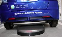 Honda phát triển công nghệ sạc không dây mới