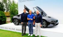Golf thủ được tặng BMW i8 nhờ Hole-In-One