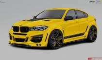 """Lumma Design chưa """"hài lòng"""" về BMW X6 thế hệ mới"""