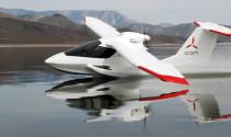 Khám phá siêu máy bay lưỡng cư có giá bằng siêu xe