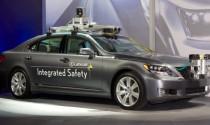 Toyota lo ngại xe tự lái sẽ gia tăng tiêu thụ nhiên liệu