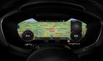 Audi TT tiết lộ bảng điều khiển mới, thách thức các hãng xe sang