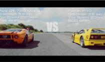 Không thể bỏ lỡ: những siêu xe nhanh nhất thế giới tranh tài