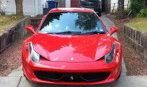 """Ngỡ ngàng trước bản sao """"giống như đúc"""" siêu xe Ferrari 458 italia"""