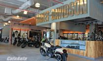 Khám phá showroom Harley Davidson Sài Gòn