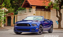 Ngắm Ford Mustang GT California Special 2014 độc nhất Việt Nam