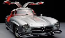 Những mẫu xe Mercedes đẹp nhất từ trước đến nay
